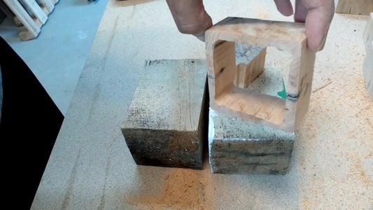 Working With Wood