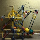 """Knex Ball Element """"wrench"""""""