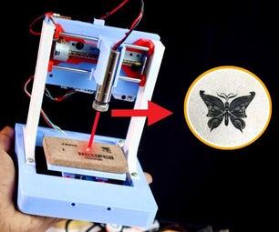 DiY Mini Laser Engraver
