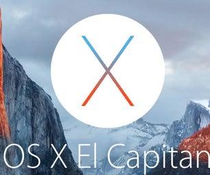 Transform Windows 10/8/7 to Mac OS X El Capitan