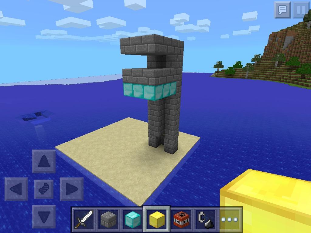 Minecraft-Quick And Easy Elevator