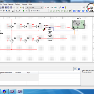 H Bridge Inverter Simulation Using NI Multisim and Co-simulation Using NI LabVIEW