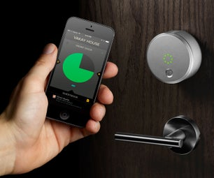 BT Smart Lock(voice Password)