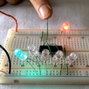 Electronic Dice With UTSOURCE