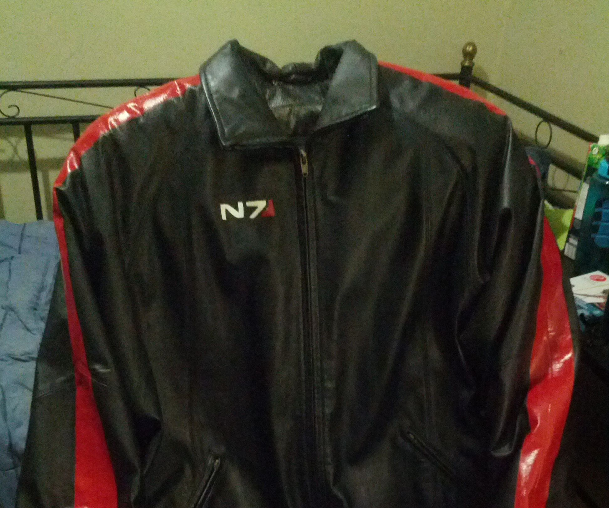 Make your own N7 Jacket