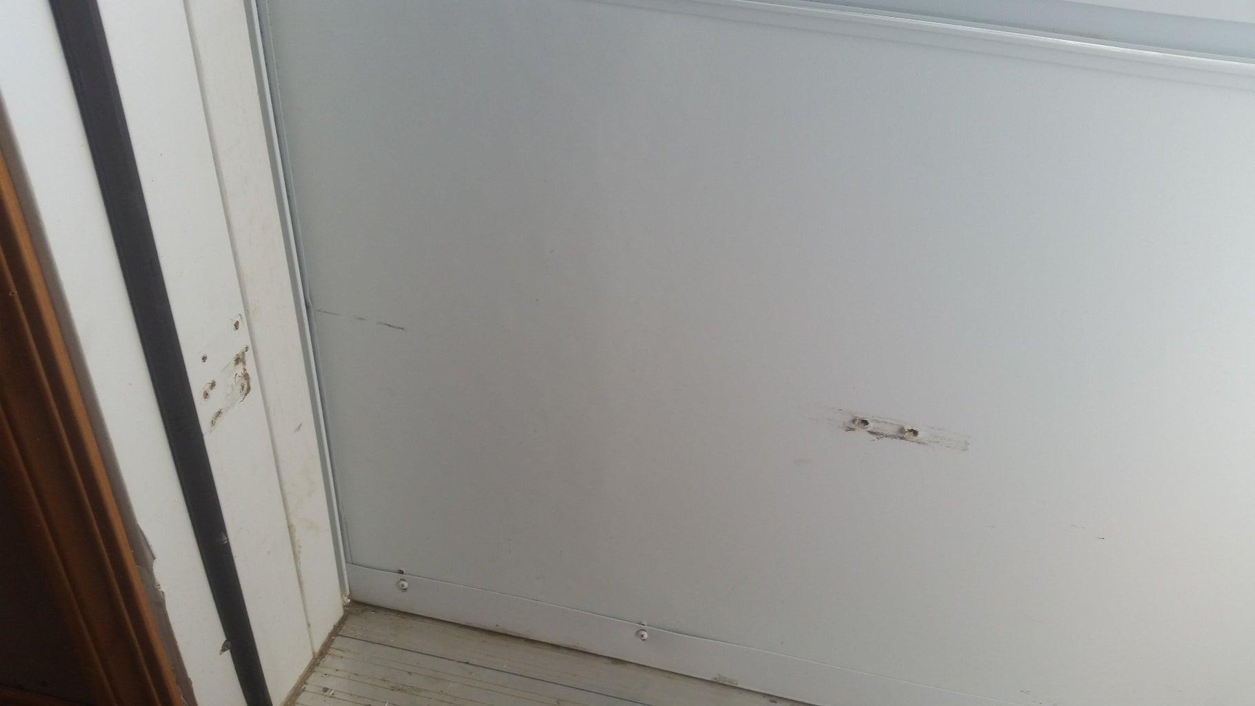 Install the Door Bracket