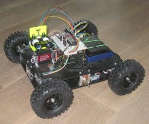 An Autonomous Rover
