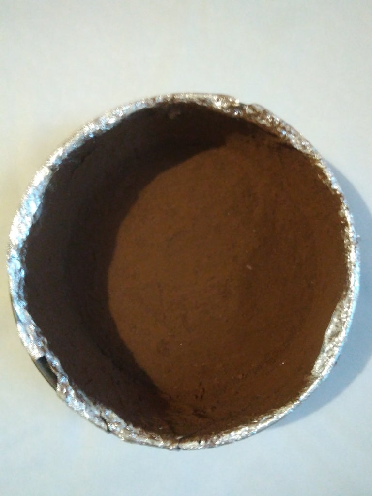 Prepare Baking Form