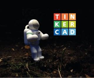 Tinkercad Astronaut