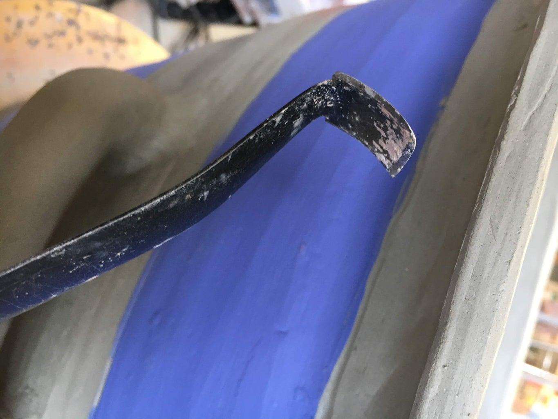 Surface Decoration - Painting on Underglaze