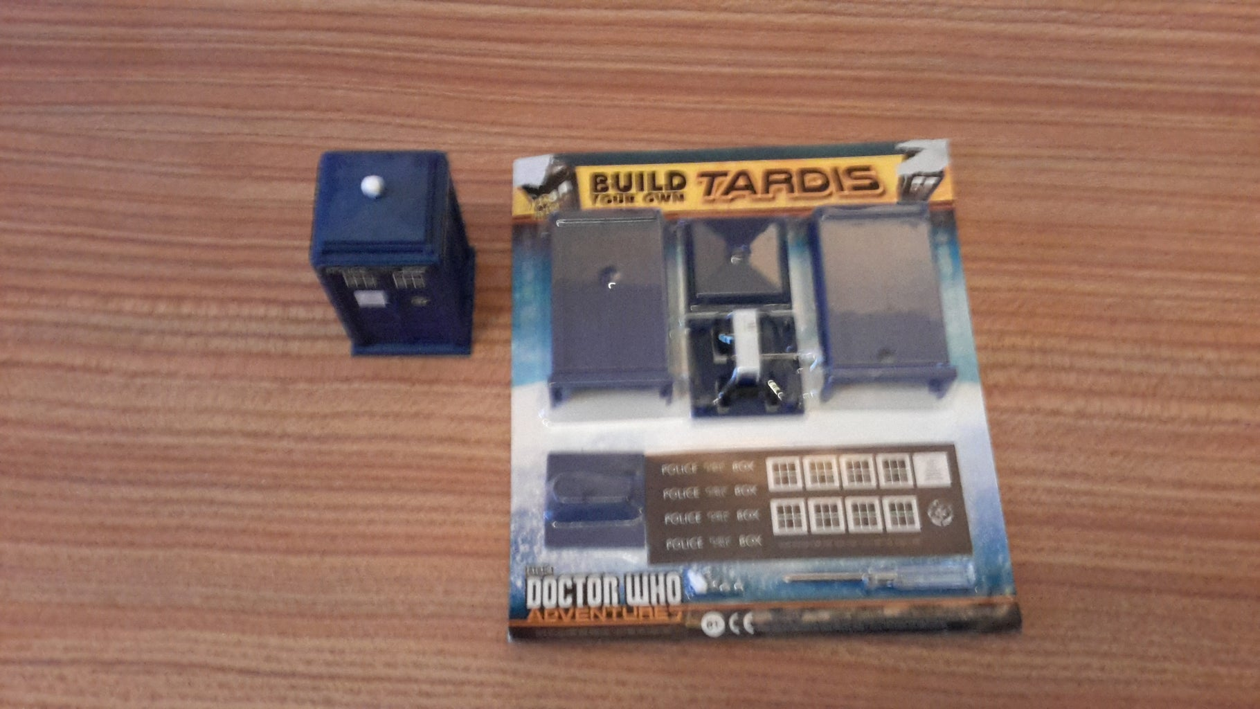 How to Build Your Own Moving Tardis!