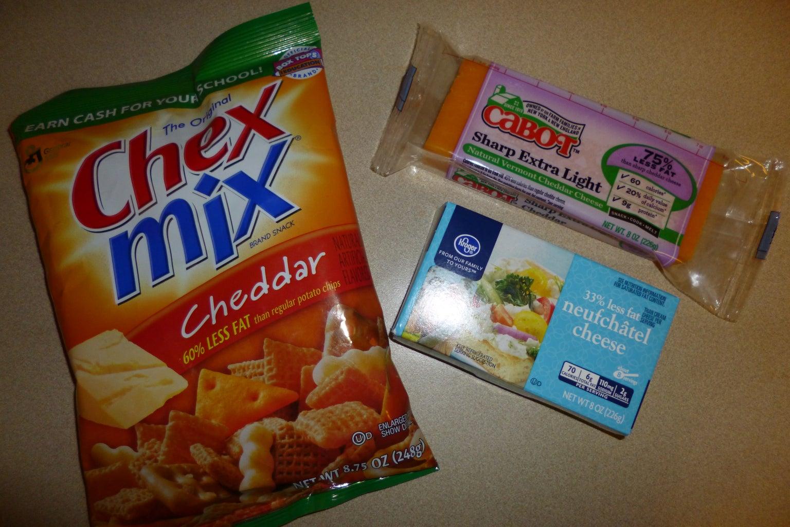 Gather Ingrediants