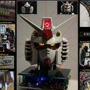 Face Tracking Gundam Head Using ESP32-CAM