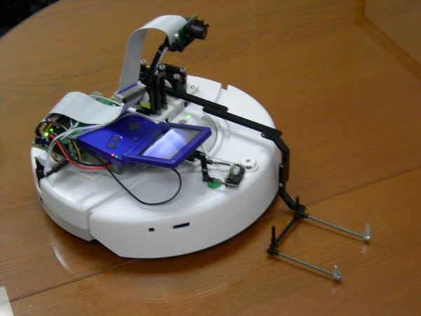 How to Make an Autonomous Basketball Playing Robot Using an IRobot Create As a Base