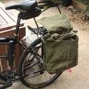 Army Surplus Backpack Pannier