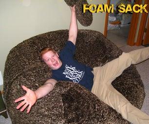 The Collegiate Foam Sack