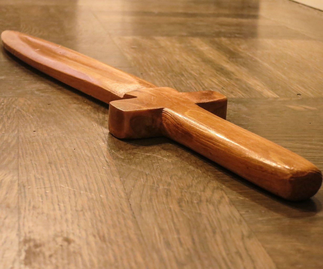 (Optionally), Stain / Finish the Wood