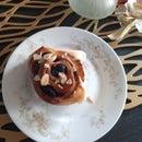 Cherry Chocolate Pastry Swirls