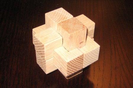 Wooden Burr Puzzles