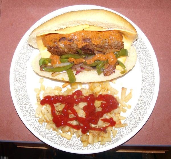Burger Log