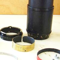 Repair a Telephoto Lens