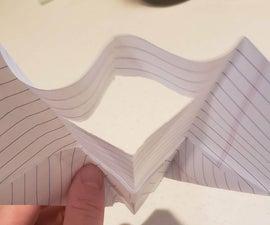 Long Range Paper Airplane