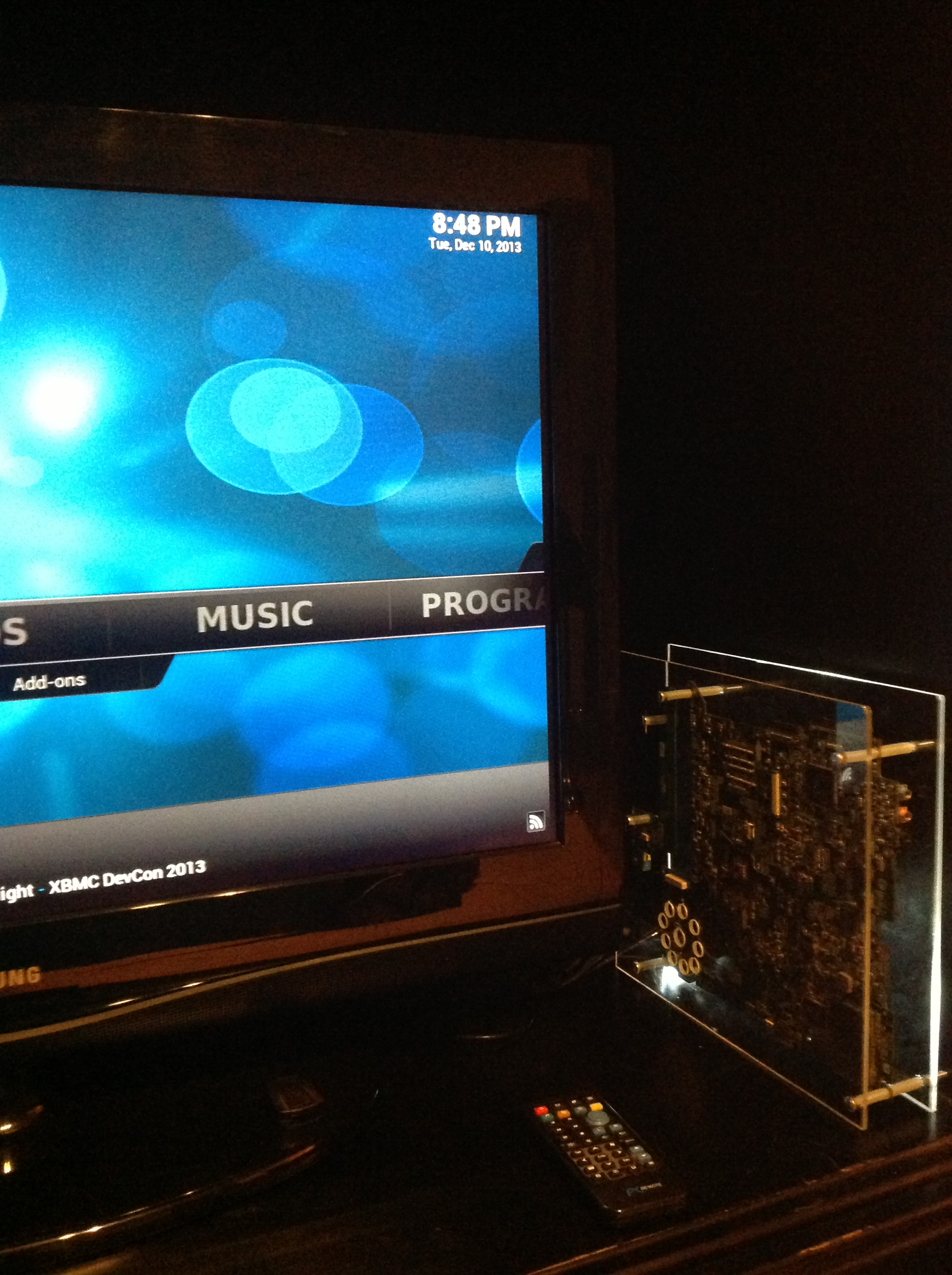 Convert an old laptop into a Media Center
