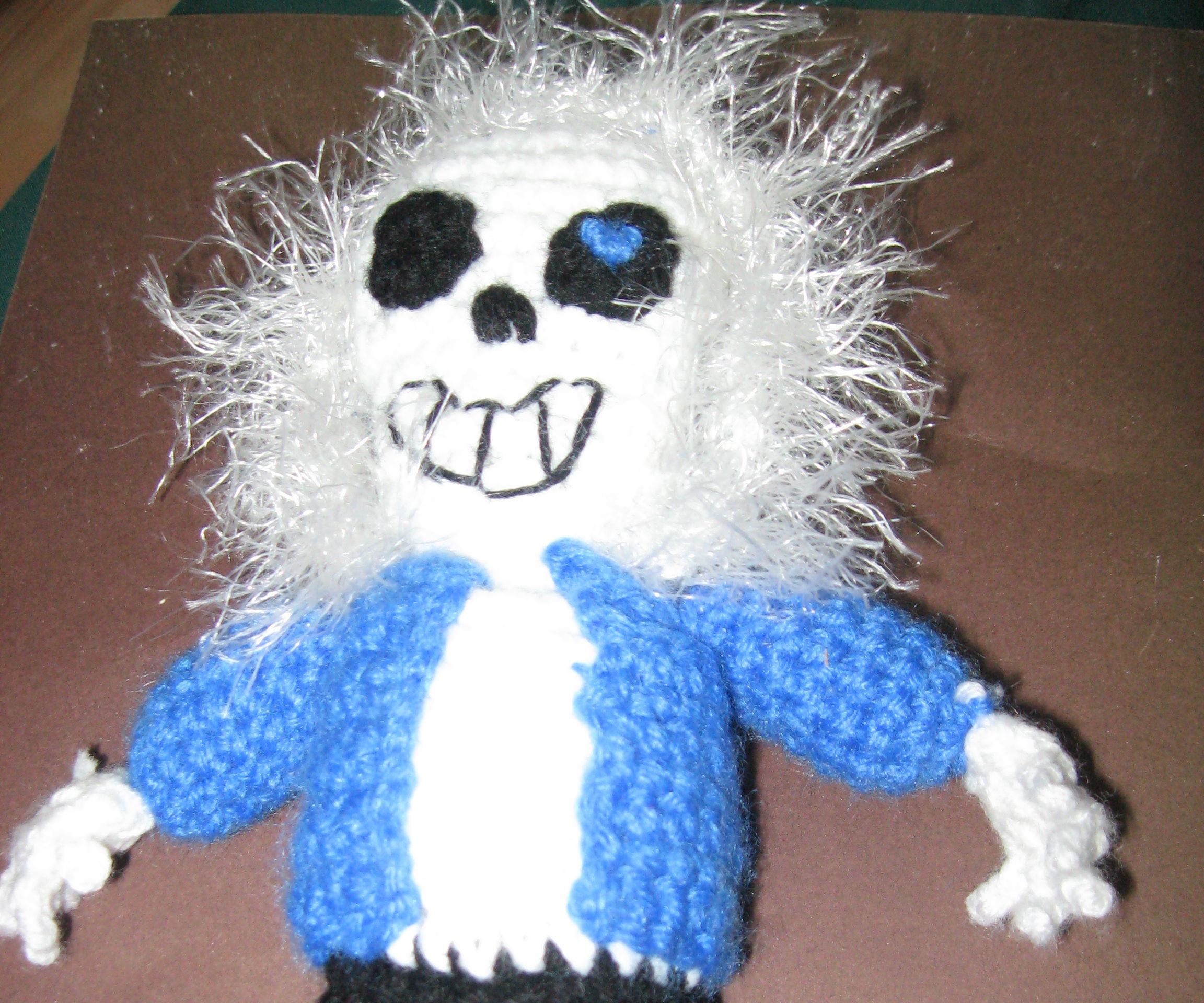 Crochet Sans (Undertale)