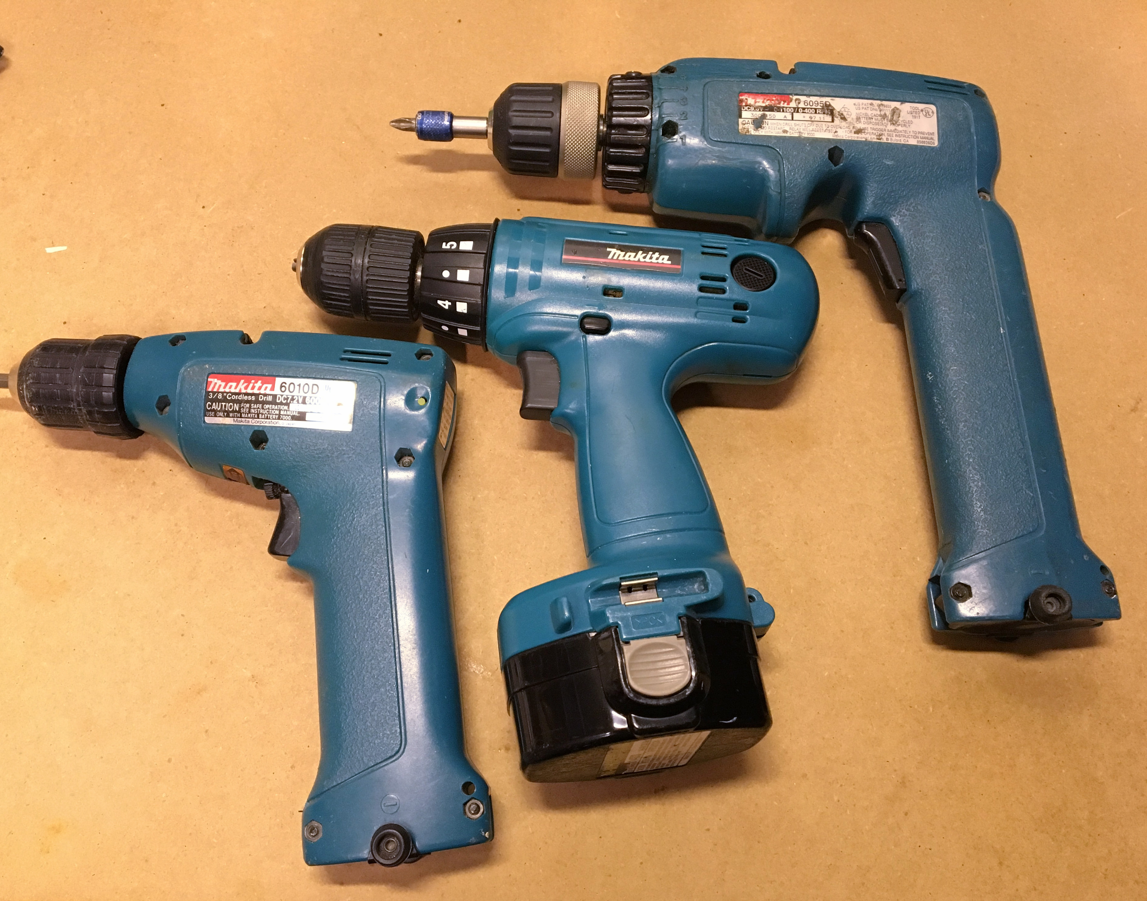 Convert Old Cordless Tools To Lithium Power 5 Steps With Pictures Instructables