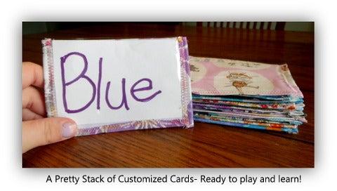 Step 5 - Insert Cue Card