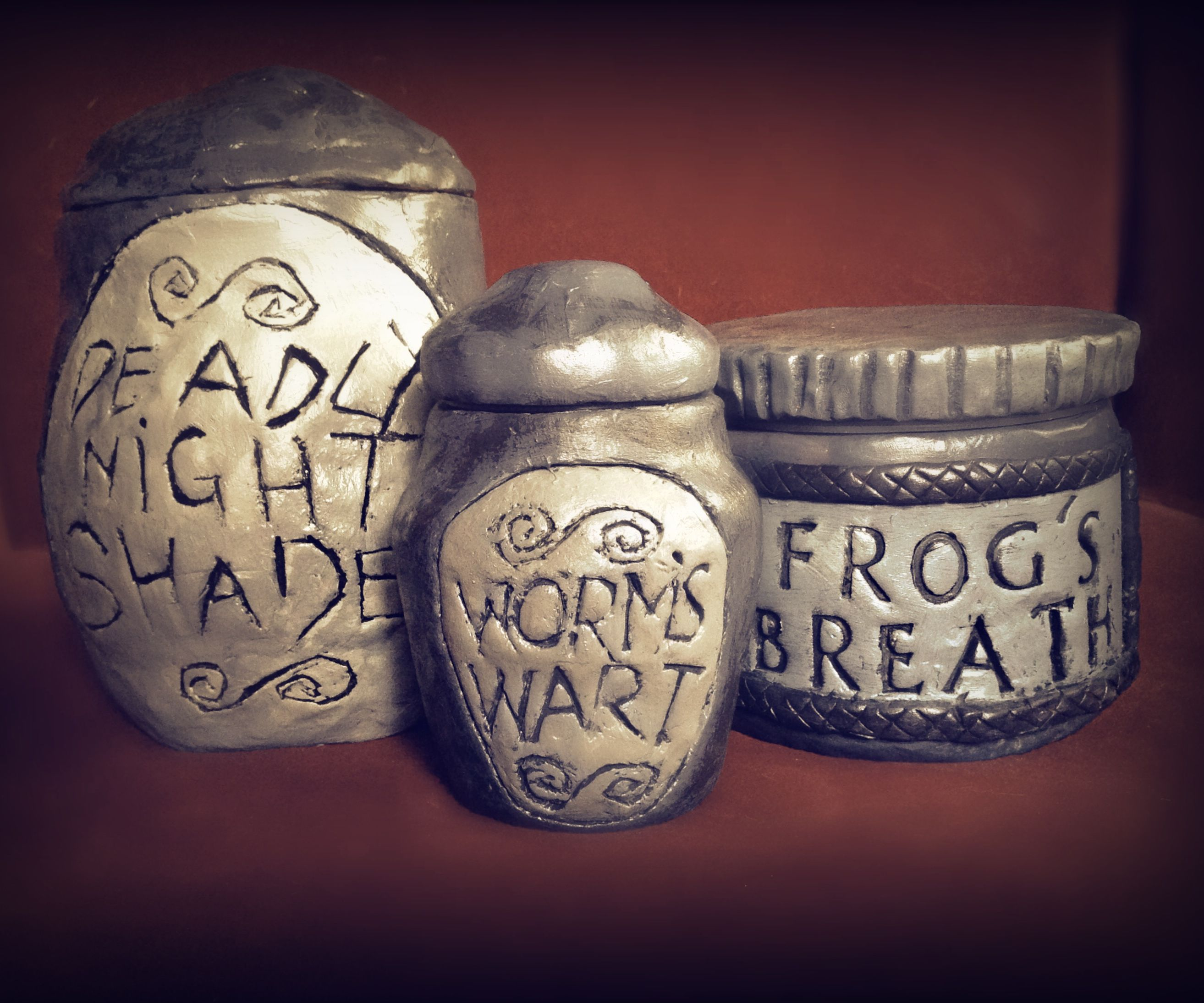 Diy Nightmare Before Christmas Jars 8 Steps With Pictures Instructables