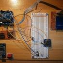 Arduino - Door event logger
