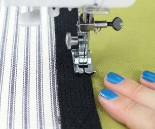 Sewing Straight Seams