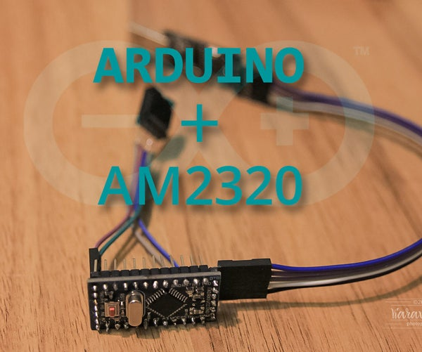 Connecting AM2320 With Arduino