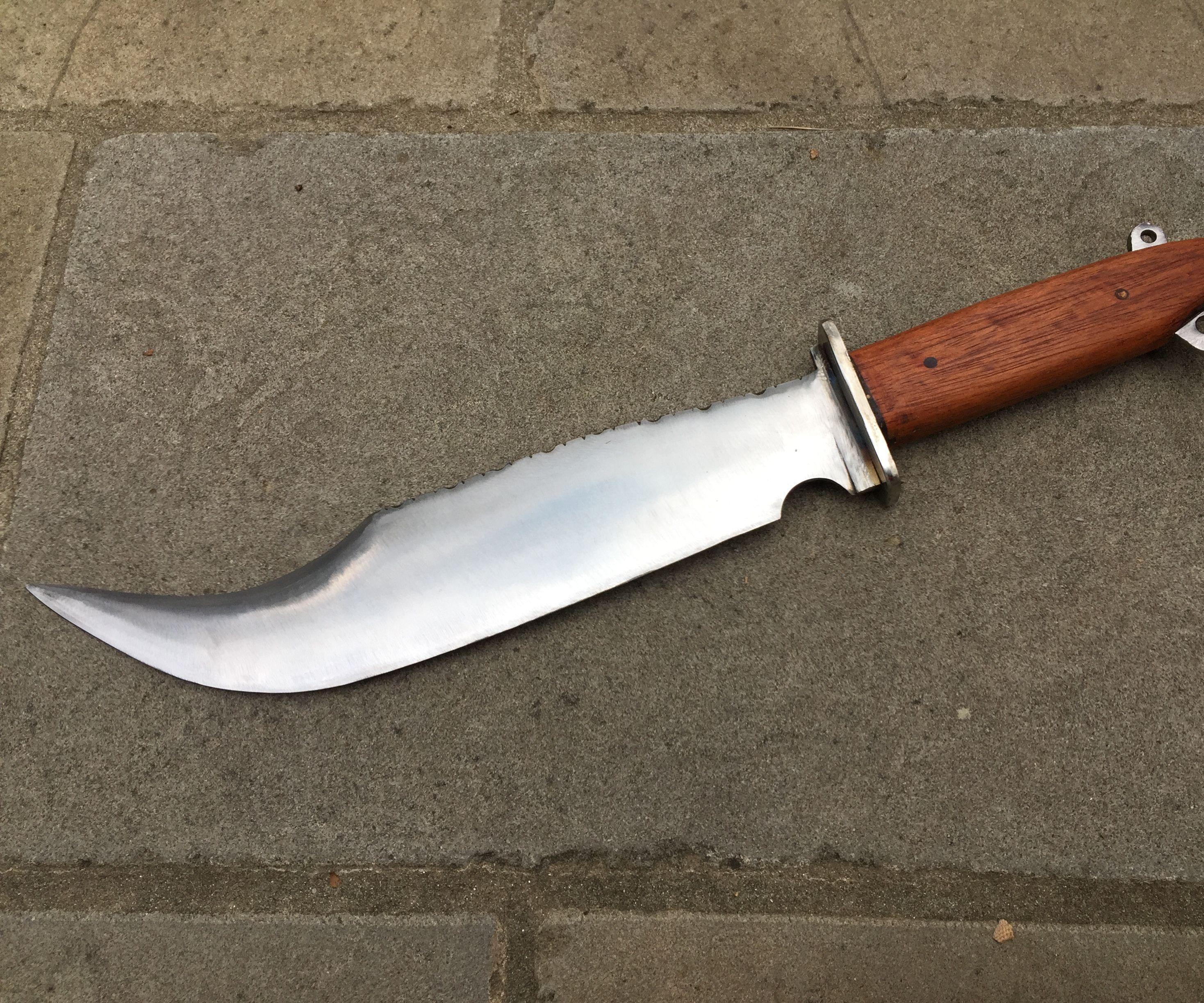 DIY Bowie Knife