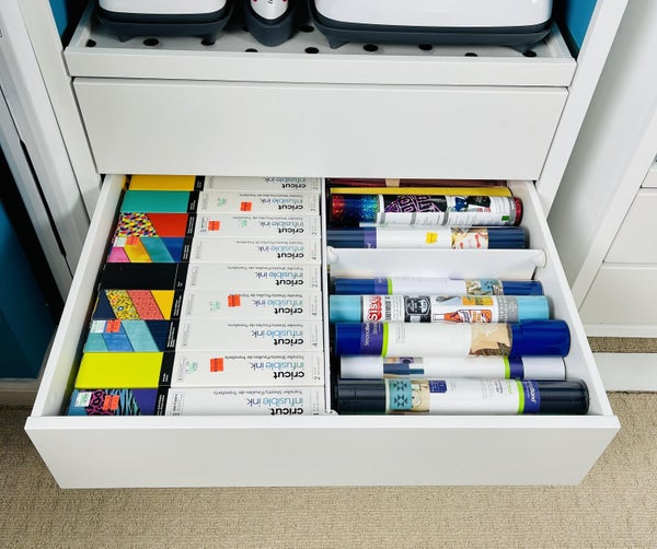 Make Your Own Drawer Dividers: Easy Craft Organization!