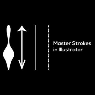 Master Stroke Tricks in Adobe Illustrator — PART 1