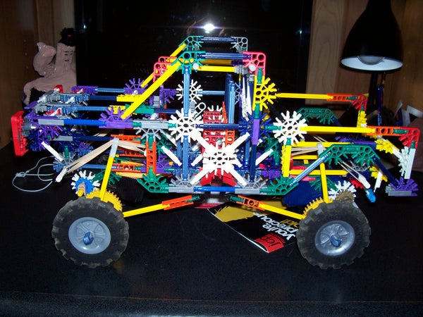 Knex Rock Crawler