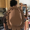 TMNT Turtle Shell Backpack
