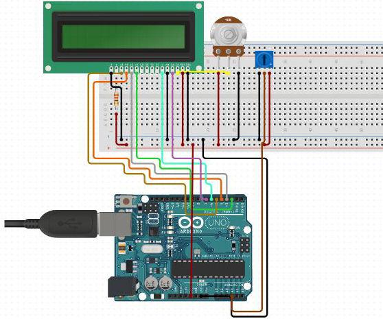 Digital Ammeter Using Arduino