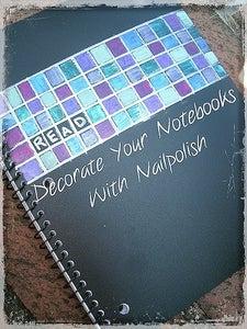 Use Nailpolish
