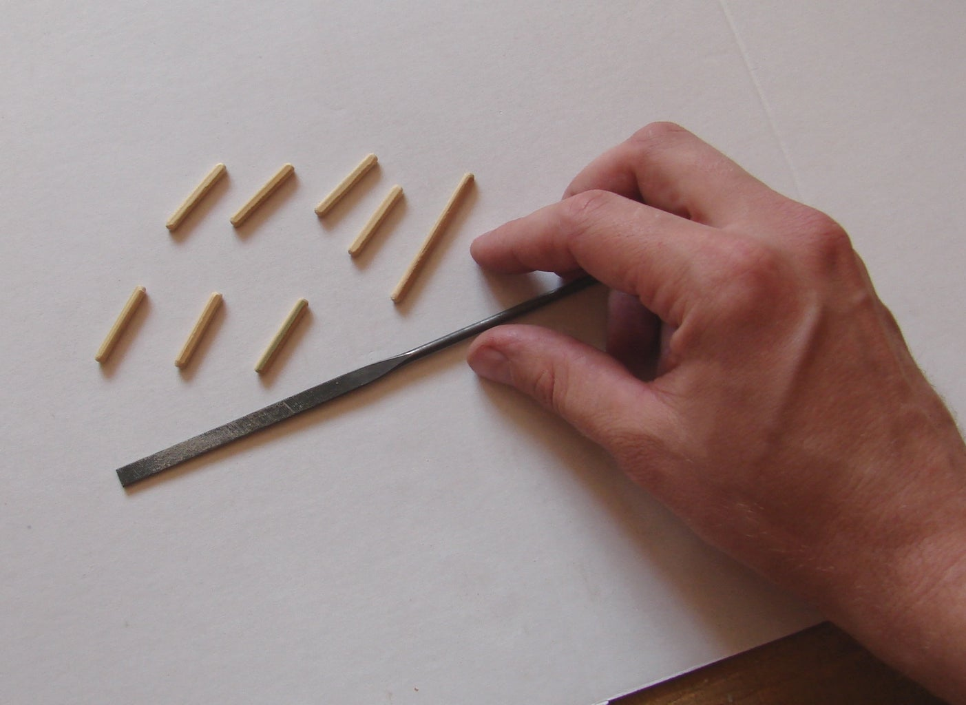 Preparation of Pin Connectors