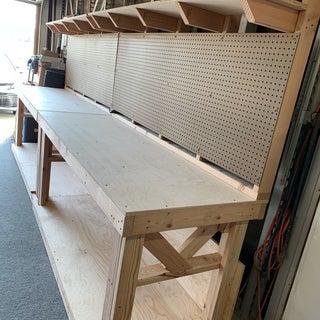 Customizable Work Bench