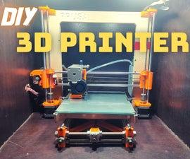 DIY 3D Printer | Prusa I3 3D Printer Clone