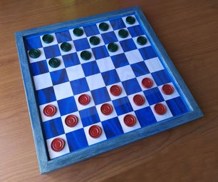 Checkers/Draughts for Less Than 10 USD