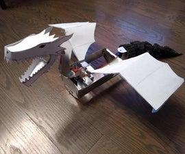 How to Create an Animatronic Dragon Model