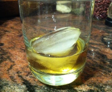 Cast Ice and Pour Yourself a Drink