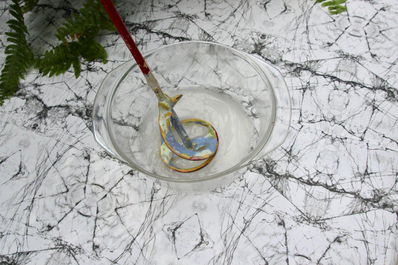 Make Your Lye - Water Mixture