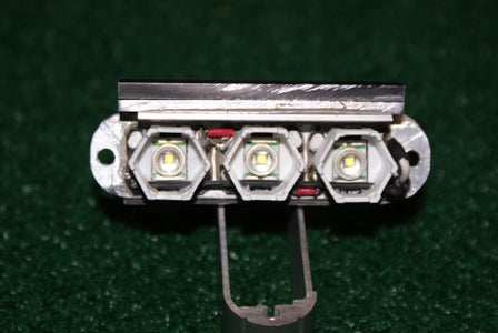 Wiring the LEDs