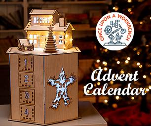 Christmas Vacation Advent Calendar